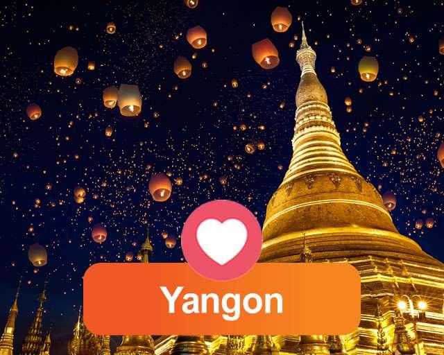 Vote for Yangon