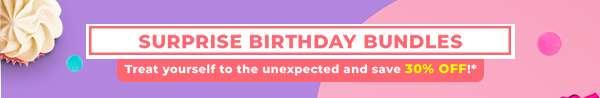 Surprise Birthday Bundles