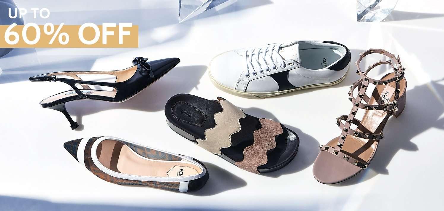 The Insider Designer-Shoe Sale: Part One