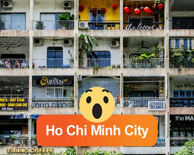 Vote for Ho Chi Minh City