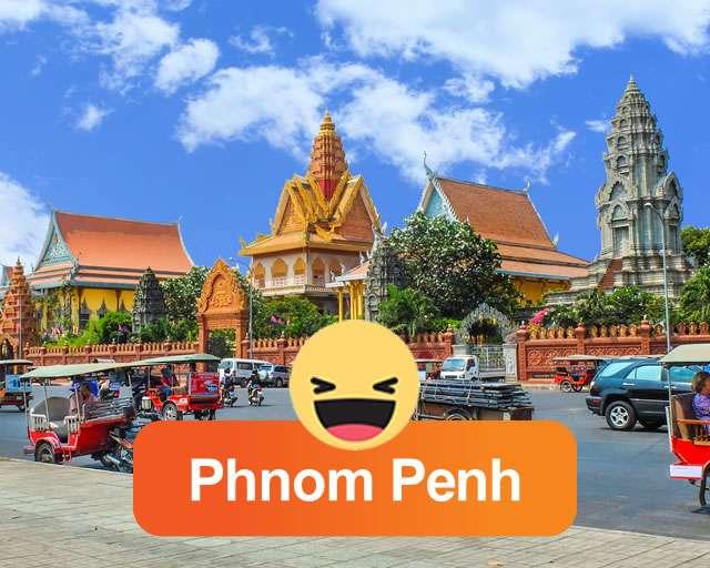 Vote for Phnom Penh