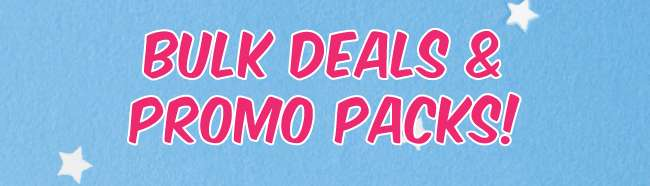 Bulk Deals & Promo Packs