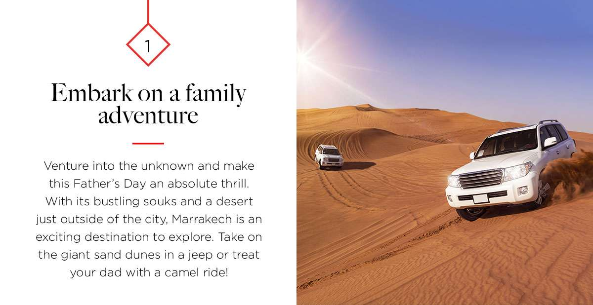 Embark on a family adventure