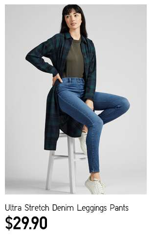 Ultra Stretch Leggings Pants at $29.90