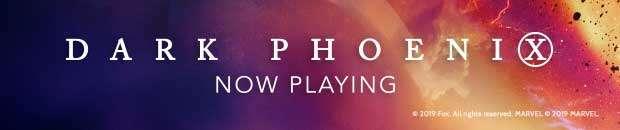 Dark Phoenix Now Playing