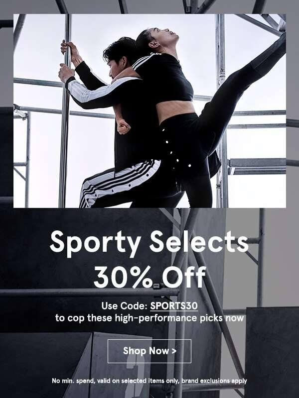 EXTRA 30% Off Sportswear