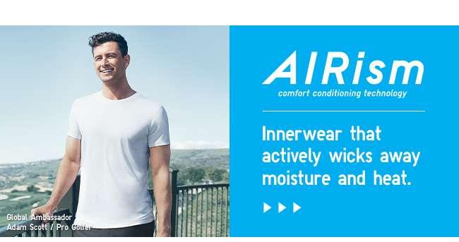 Men's AIRism Collection