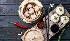 Szechuan Court - Father's Day A La Carte Weekend Dim Sum Buffet