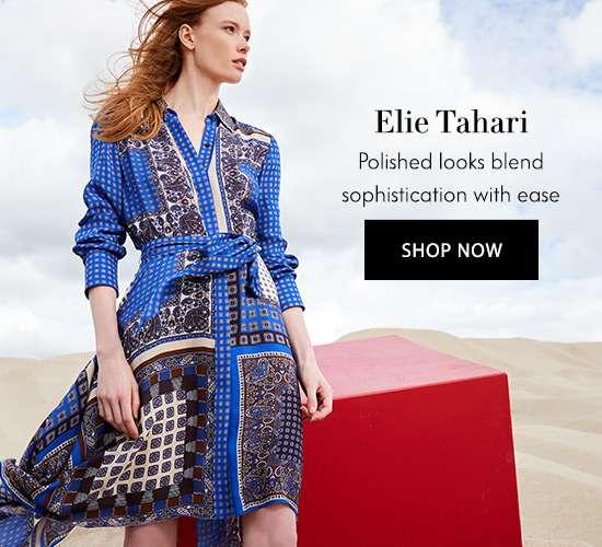 Shop Elie Tahari