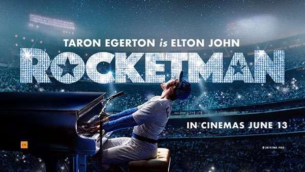 ROCKETMAN in cinemas June 13.