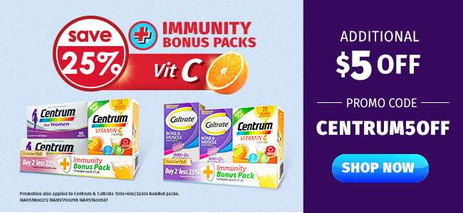 Brand of the Week: Centrum