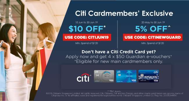 Citi Cardmembers' Exclusive