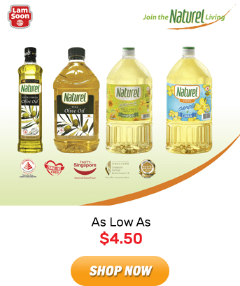 Naturel Oil: As Low As $4.50. Shop Now!
