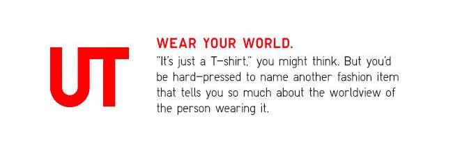 UT Wearld Your World