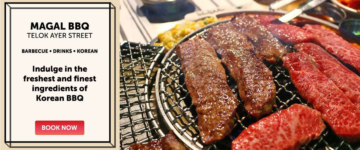 MaGal BBQ - Indulge in the freshest and finest ingredients of Korean BBQ