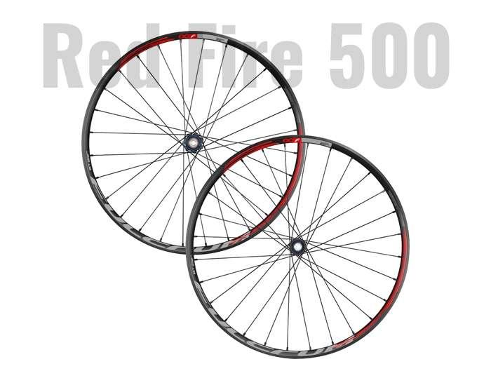 FulcrumRed Fire 500 MTB Wheelset