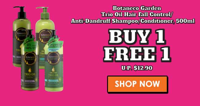 Botaneco Garden | Buy 1 Free 1!