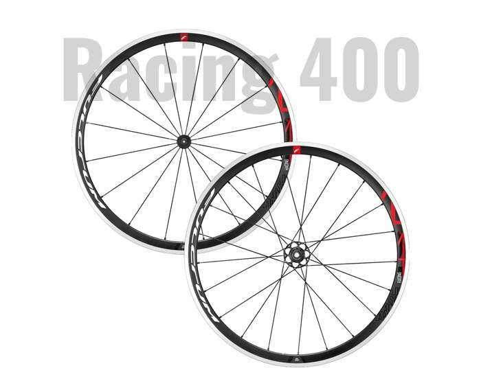 Fulcrum Racing 400 C17 CL Wheelset