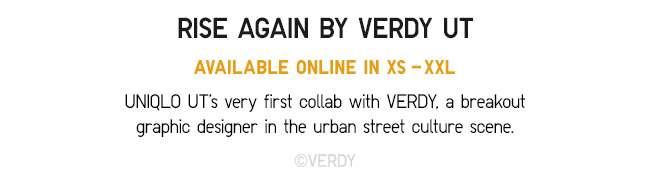 RISE AGAIN BY VERDY