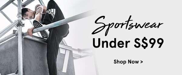 Sportswear Under S$99