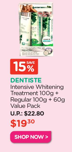 Dentiste Whitening Treatment