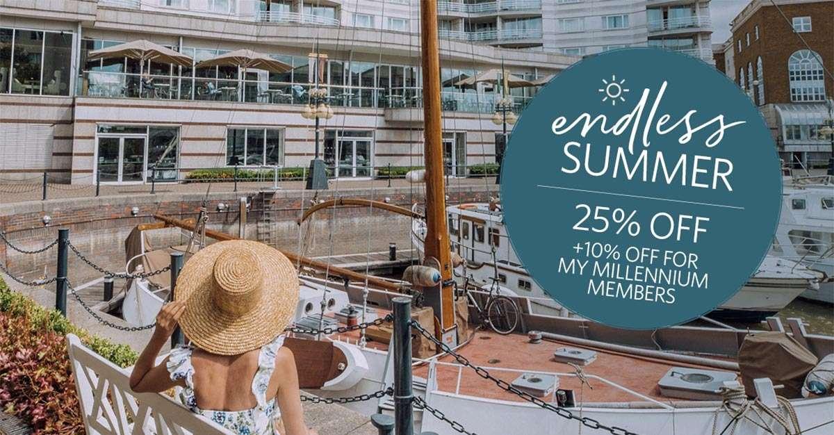Endless Summer 25% OFF