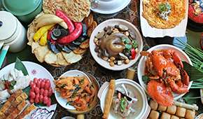 Food Capital - Heritage Fiesta Buffet Lunch and Dinner from $64++
