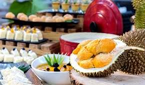 Makan@Jen - Durian Dinner Buffet at SGD58++ per person