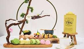 Tea Room - Weekday High Tea Set Menu at SGD42 nett for two pax