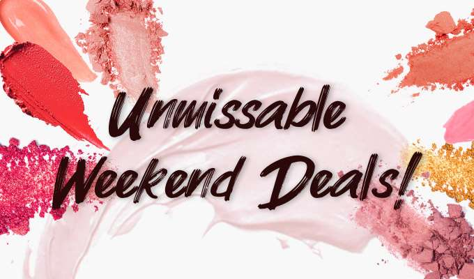 Unmissable Weekend Deals Redemptions from US$1