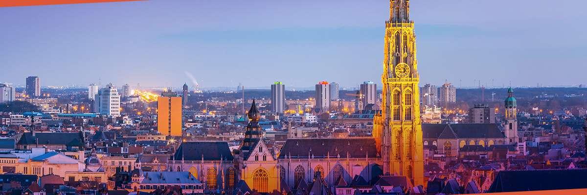 Book hotels in Antwerp