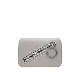 RING ZIP POCKET TWO-WAY BELT BAG