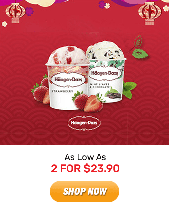 Haagen Dazs: As Low As 2 FOR $23.90. Shop Now!