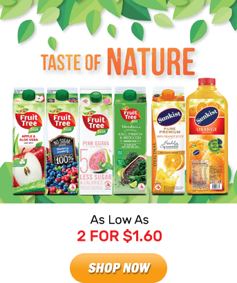 Fruit Tree Fresh: As Low As 2 FOR $1.60. Shop Now!