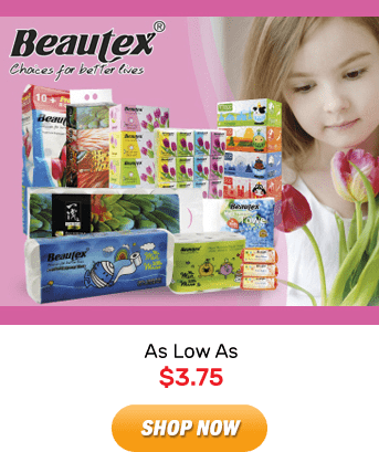 Beautex: As Low As $3.75. Shop Now!