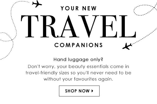 Your New Travel Companions
