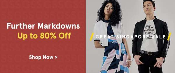 Further Markdowns: Up to 80% Off!
