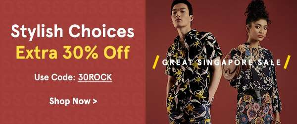 Stylish Choices Extra 30% Off!