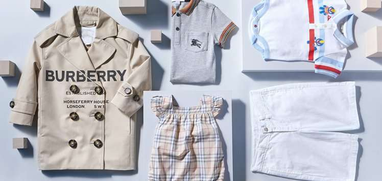 Burberry & More Luxe for Kids