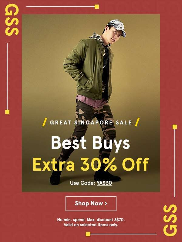 Best Buys: EXTRA 30% Off!