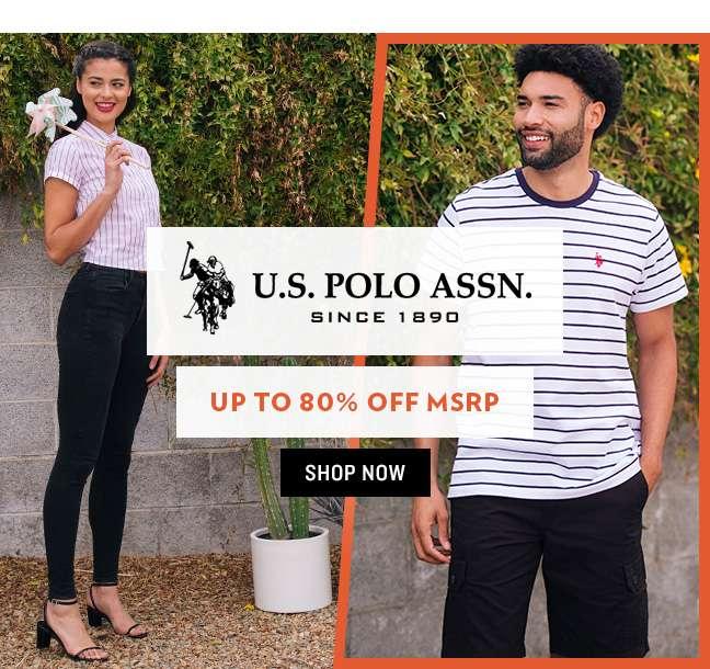 Shop U.S. Polo Assn