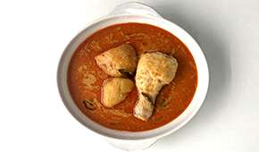 OK Chicken - Exclusive: 1 for 1 Curry Chicken at SGD5.50 per portion
