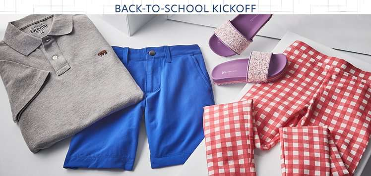 New to Gilt: J.Crew for Kids