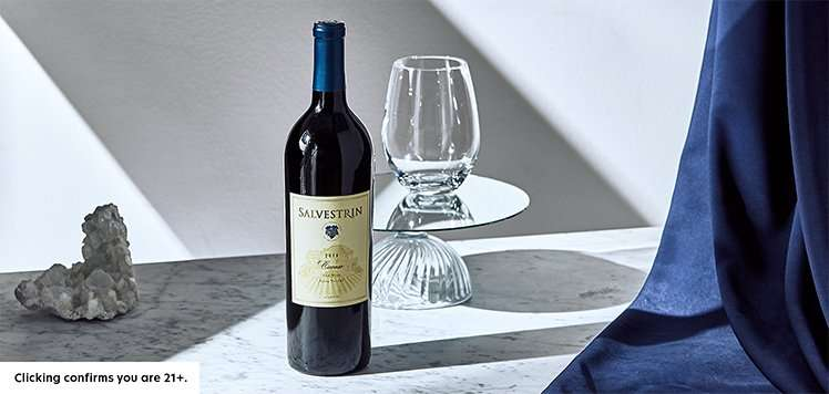 Napa Valley Red Blend From Salvestrin Winery