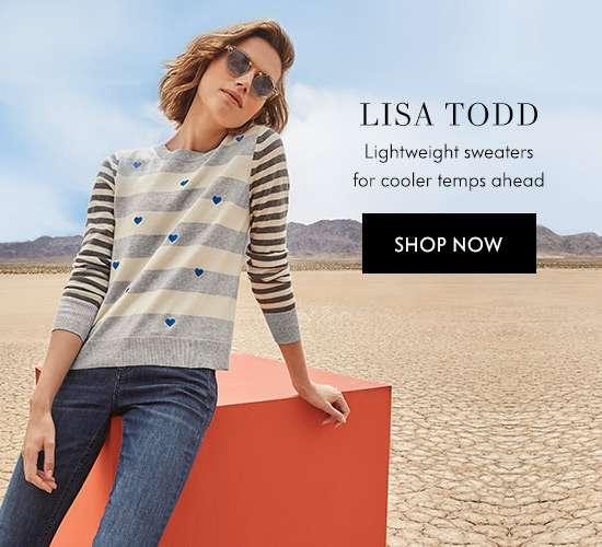 Shop Lisa Todd
