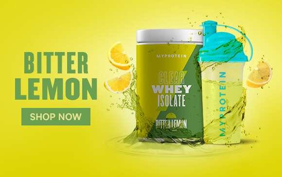 Bitter Lemon Flavour