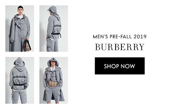 Shop The Men's Burberry Collection