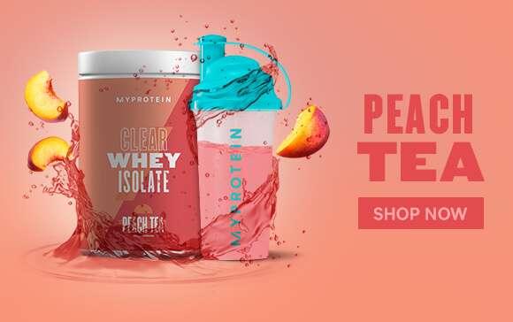 Peach Tea Flavour