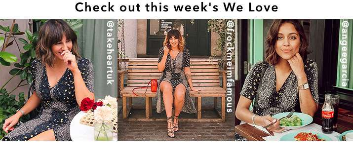 Check out this week's we love