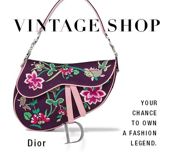 Vintage Shop: Dior